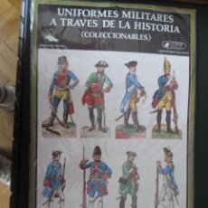 Coleccionismo Recortables: ANTIGUOS UNIFORMES MILITARES CLIPER A-3. Lote 43889221