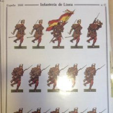Coleccionismo Recortables: INFANTERIA DE LINEA. GUERRA DE AFRICA. Nº27. DELFIN SALAS. Lote 54907802