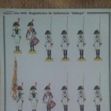 Coleccionismo Recortables: RECORTABLES DEL EJERCITO. Lote 68551114