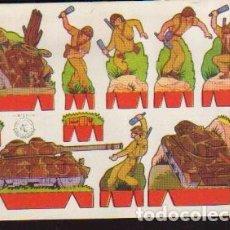 Coleccionismo Recortables: RECORTABLES - SERIE SOLDADOS - RECORTES ROSITA - EDITORIAL ROMA -EL DE LA FOTO VER TODOS MIS RECORT. Lote 95866791