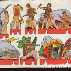 Coleccionismo Recortables: RECORTABLES - SERIE SOLDADOS - RECORTES ROSITA - EDITORIAL ROMA -EL DE LA FOTO VER TODOS MIS RECORT. Lote 95867595