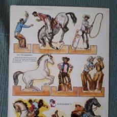 Coleccionismo Recortables: RECORTABLES ZAS - SERIE A - NÚMERO 3. Lote 95997459