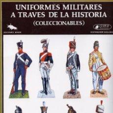 Coleccionismo Recortables: RECORTABLE TROQUELADO SOLDADOS SERIE A 6 1980. Lote 103429655