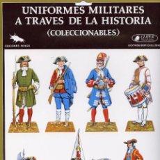Coleccionismo Recortables: RECORTABLE TROQUELADO SOLDADOS SERIE A 5 1980. Lote 103429715