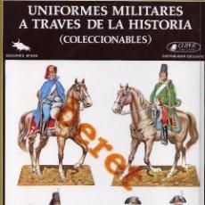 Coleccionismo Recortables: RECORTABLE TROQUELADO SOLDADOS SERIE A 4 1980. Lote 103429755