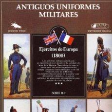 Coleccionismo Recortables: RECORTABLE TROQUELADO SOLDADOS SERIE B 1 1980. Lote 103429831