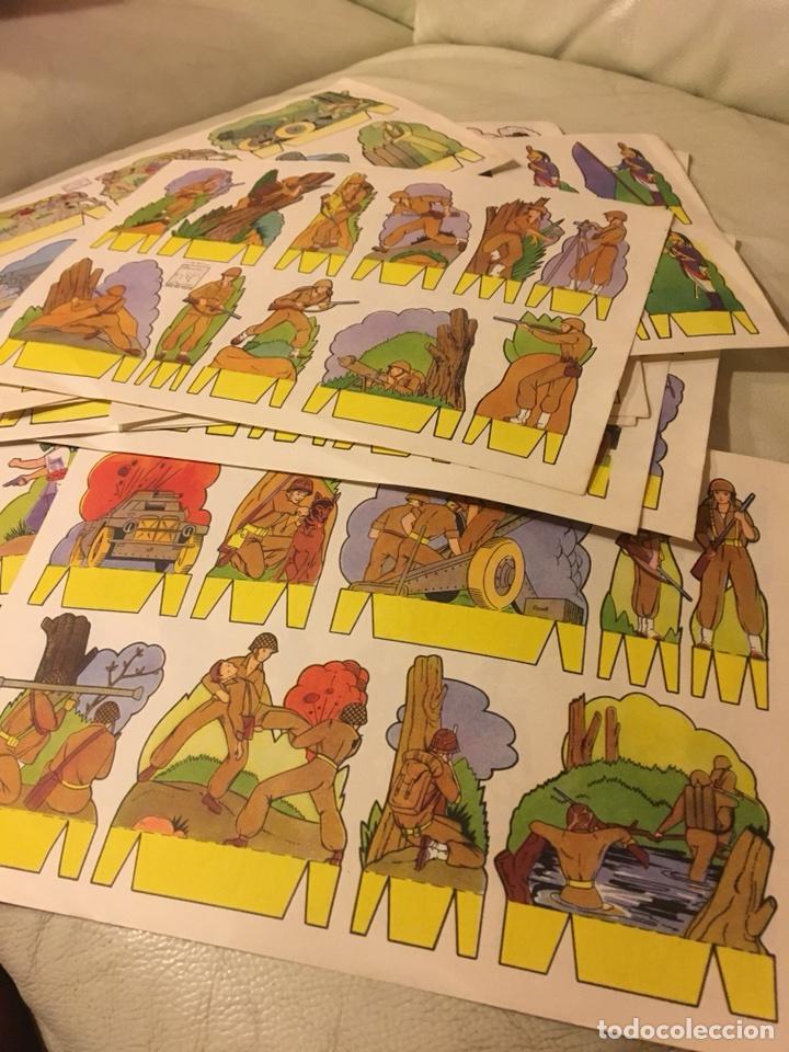 Coleccionismo Recortables: RECORTES AZUCENA 15 láminas - Foto 2 - 104644119