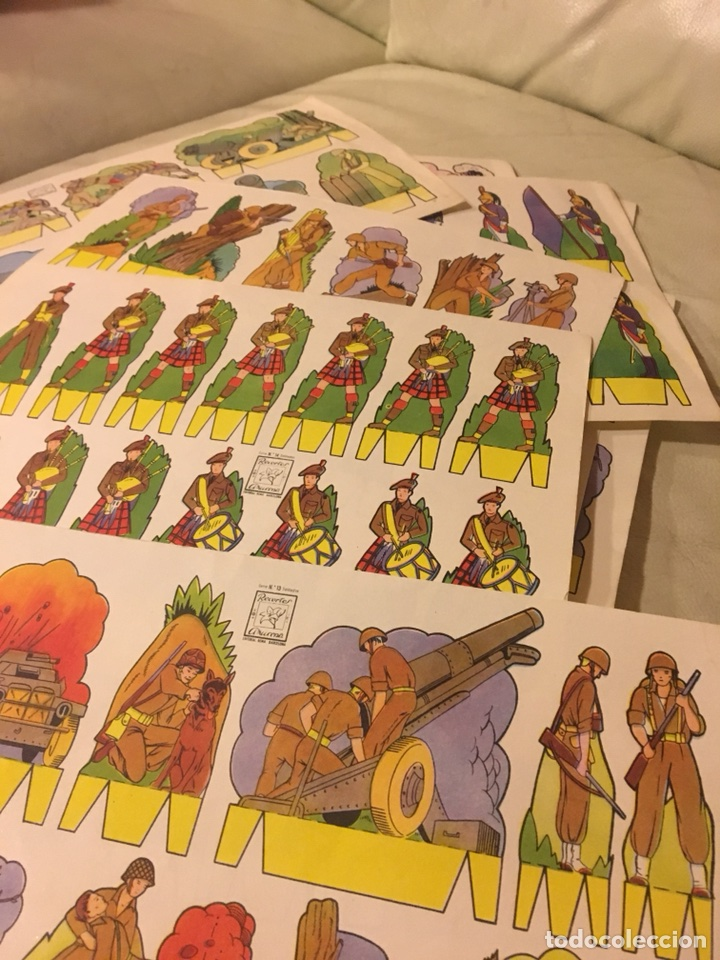 Coleccionismo Recortables: RECORTES AZUCENA 15 láminas - Foto 3 - 104644119