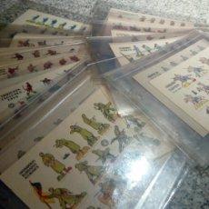 Coleccionismo Recortables: RECORTABLES SUELTOS - BRUGUERA. Lote 106192868