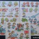 Coleccionismo Recortables: SERIE COMPLETA ( 9 EJEMPLARES ) RECORTES BABY - SOLDADOS / EDITORIAL ROMA AÑO 1971. Lote 122144871