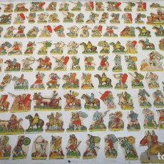 Coleccionismo Recortables: RECORTABLE SOLDADOS ANTIGUEDAD, BRUGUERA. Lote 145431102