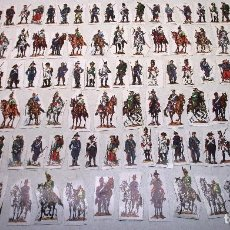 Coleccionismo Recortables: RECORTABLE SOLDADOS, BRUGUERA. Lote 145431290