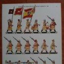 Coleccionismo Recortables: GRUPO DE REGULARES DE MELILLA NÚMERO 2 1939. Lote 160914662
