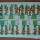 Coleccionismo Recortables: RECORTABLE BANDA MÚSICA. Lote 160858214