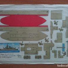Coleccionismo Recortables: RECORTABLE CONSTRUCCIONES PEPI - Nº 5. Lote 162297122