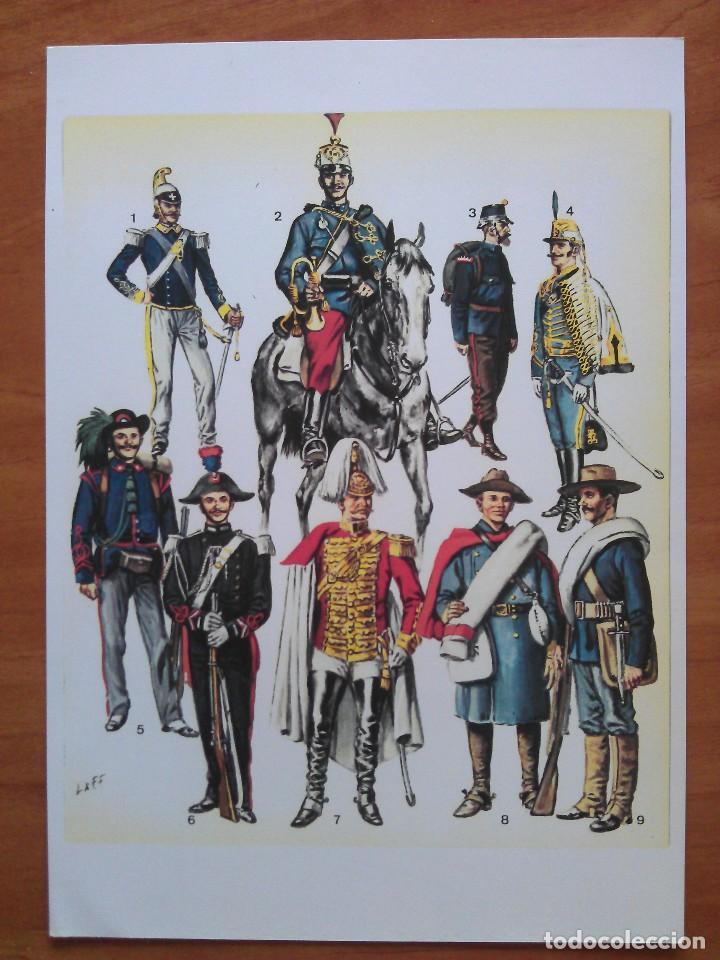 RECORTABLE SOLDADOS (FOTOCOPIA) (Coleccionismo - Recortables - Soldados)