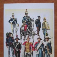 Coleccionismo Recortables: RECORTABLE SOLDADOS (FOTOCOPIA). Lote 162648814