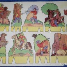 Coleccionismo Recortables: RECORTABLES SOLDADOS - RECORTES PEPI - SERIE Nº 7 - EDITORIAL ROMA. Lote 175721347