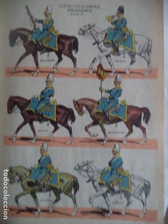 Coleccionismo Recortables: MACACO DEL 29-4 1928 CON GRECIA CANARIAS CRUCERO Mº EUGENIA DRAGONES GALA - Foto 3 - 183270968