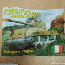 Coleccionismo Recortables: MONTAPLEX TANQUE ITALIA 464 SOBRE SIN ABRIR. Lote 194909815