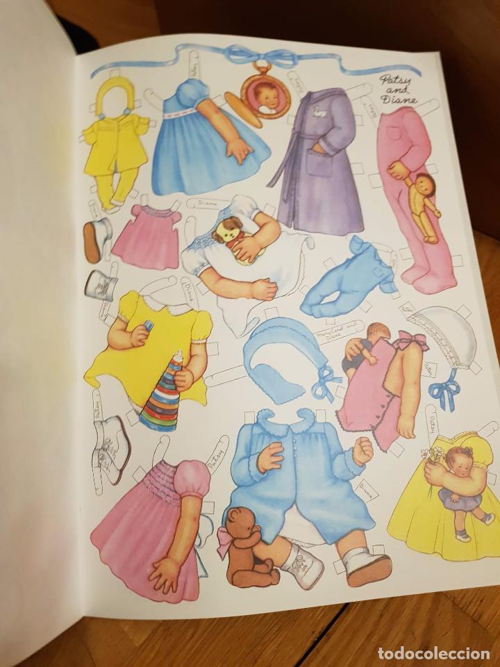 Coleccionismo Recortables: PRECIOSO RECORTABLE QUEEN HOLDEN 8 PAGINAS AÑO 1985 - Foto 4 - 195375655