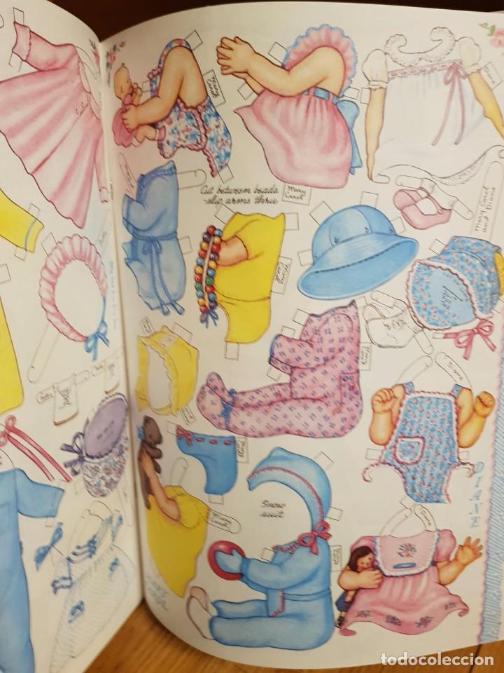 Coleccionismo Recortables: PRECIOSO RECORTABLE QUEEN HOLDEN 8 PAGINAS AÑO 1985 - Foto 5 - 195375655