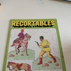Coleccionismo Recortables: G-ALM63 RECORTABLES COSACOS. Lote 202650696