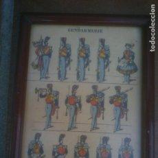 Coleccionismo Recortables: RECORTABLE. IMAGERIE PELLERIN. EPINAL. ENMARCADO.10.5X15 CMS.. Lote 220711338