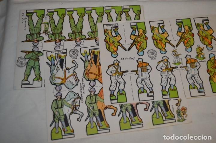 Coleccionismo Recortables: Lote RECORTABLES ROSITA / Editorial ROMA / Años 60 - 24 hojas variadas / Del 1 al 24 ¡Mira fotos! - Foto 9 - 224114411