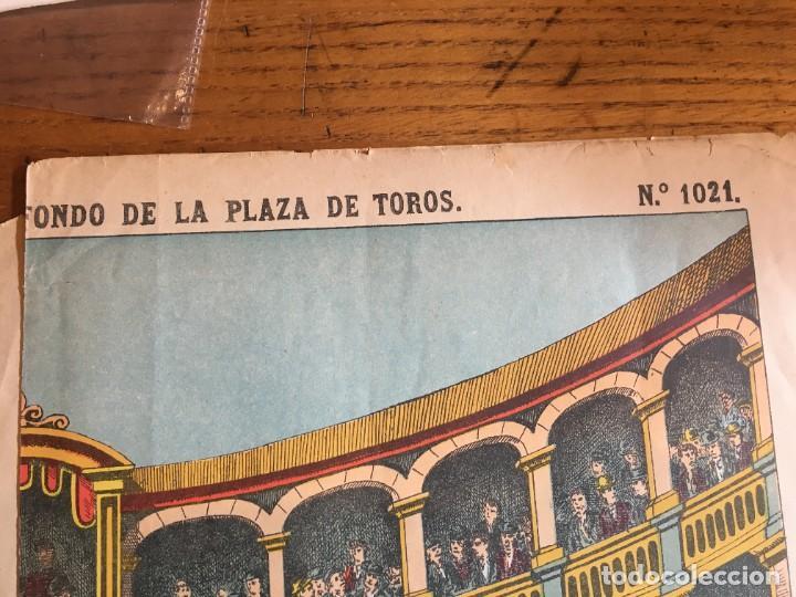 Coleccionismo Recortables: ESTAMPERÍA PALUZIE, RECORTABLES TEMAS TAURINOS. - Foto 14 - 227550120