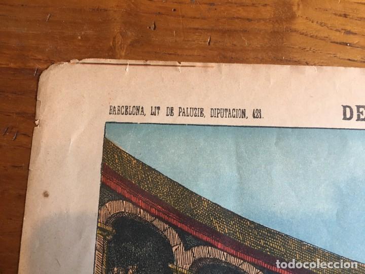 Coleccionismo Recortables: ESTAMPERÍA PALUZIE, RECORTABLES TEMAS TAURINOS. - Foto 15 - 227550120