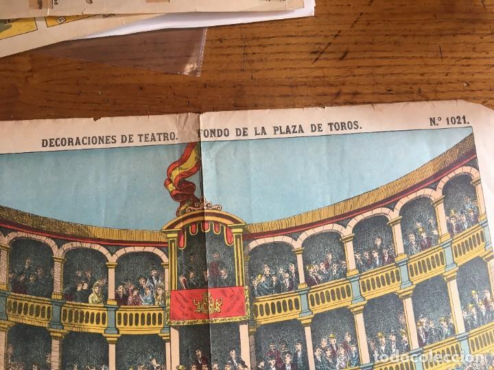 Coleccionismo Recortables: ESTAMPERÍA PALUZIE, RECORTABLES TEMAS TAURINOS. - Foto 16 - 227550120