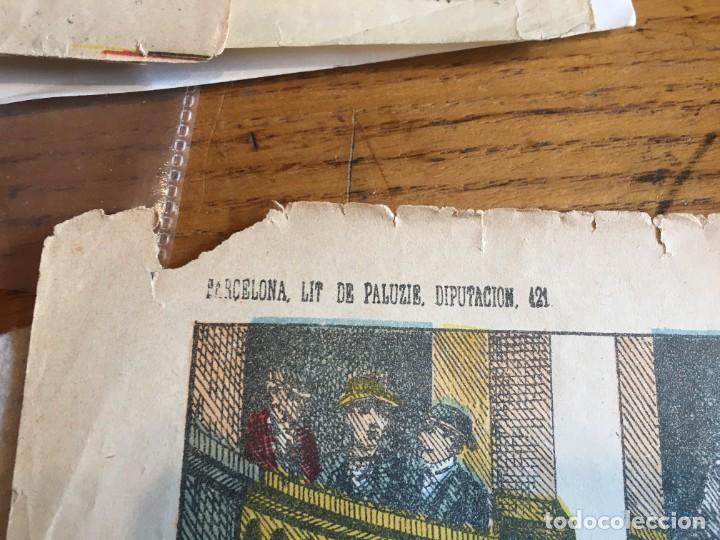 Coleccionismo Recortables: ESTAMPERÍA PALUZIE, RECORTABLES TEMAS TAURINOS. - Foto 19 - 227550120