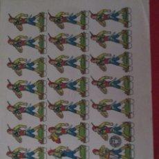 Coleccionismo Recortables: TROPAS LIGERAS DE TURKESTAN. Lote 289542238
