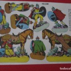 Coleccionismo Recortables: ISLAM. Lote 289543258