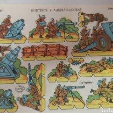Coleccionismo Recortables: RECORTABLE ANTIGUO AÑOS 50 EDICIONES LA TIJERA. Lote 296881668