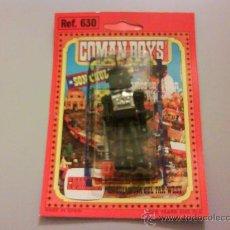 Coman Boys: BLISTER CON FIGURA COMAN BOYS DE COMANSI ( COMANDOS DEL ESPACIO ) .. Lote 26914105