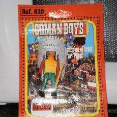 Coman Boys: FIGURA EN SU BLISTER COMAN BOYS ( COMANSI ) AÑOS 70. Lote 103092720