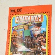 Coman Boys: FIGURA EN SU BLISTER COMAN BOYS ( COMANSI ) AÑOS 70 .. Lote 52850440