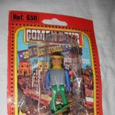Coman Boys: ANTIGUO BLISTER COMAN BOYS DE COMANSI NUEVO SIN USAR. Lote 36844326