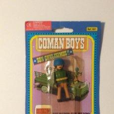 Coman Boys: COMANBOYS COMAN BOYS SOLDADO ONU. NUEVO Y SELLADO. Lote 40867115