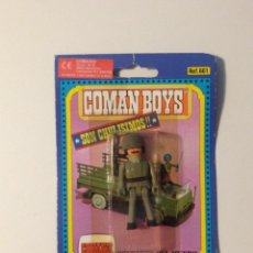 Coman Boys: COMANBOYS COMAN BOYS SOLDADO ALEMÁN. NUEVO Y SELLADO. Lote 40867129