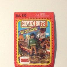 Coman Boys: COMANBOYS COMAN BOYS SOLDADO ONU. NUEVO Y SELLADO. Lote 40867135