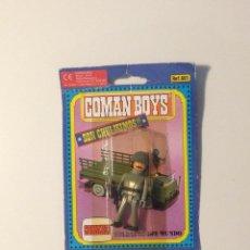 Coman Boys: COMANBOYS COMAN BOYS SOLDADO ALEMÁN. NUEVO Y SELLADO. Lote 40867140