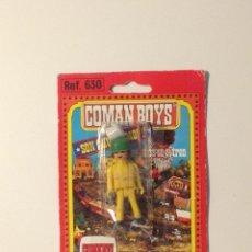 Coman Boys: COMANBOYS COMAN BOYS MECÁNICO. NUEVO Y SELLADO. Lote 40867144