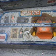 Coman Boys: NAVE ESPACIAL DE AIRGAM BOYS-COMAN BOYS. Lote 46478628