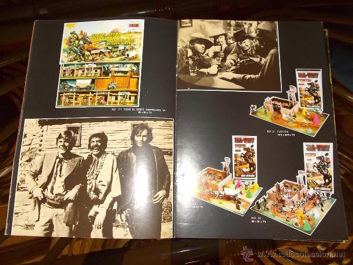 Coman Boys: COMANSI : CATÁLOGO ORIGINAL AÑO 1979 44 PÁGINAS SOLO CAJAS FIGURAS Y COMAN-BOYS-COMANBOYS.PTOY - Foto 3 - 47849032
