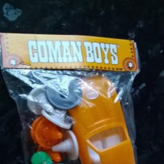 Coman Boys: ANTIGUO BLISTER COMAN BOYS CON PORSCHE 911 T COUPE ESCALA 1/43. Lote 48007095