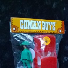 Coman Boys: ANTIGUO BLISTER COMAN BOYS CON FIAT 126 RALLY ESCALA 1/43. Lote 48007115