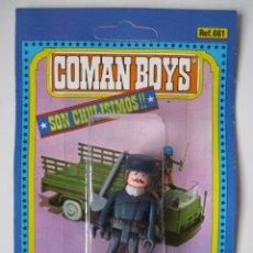 Coman Boys: COMAN BOYS MILITAR SERIE SOLDADOS DEL MUNDO REF 661 COMANSI BLISTER NUEVO .. Lote 49528477